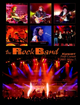 the Rock Band DVD-2005